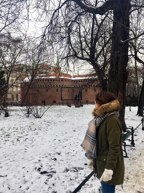 Cracovia: Planty Park e fortificazione Barbican