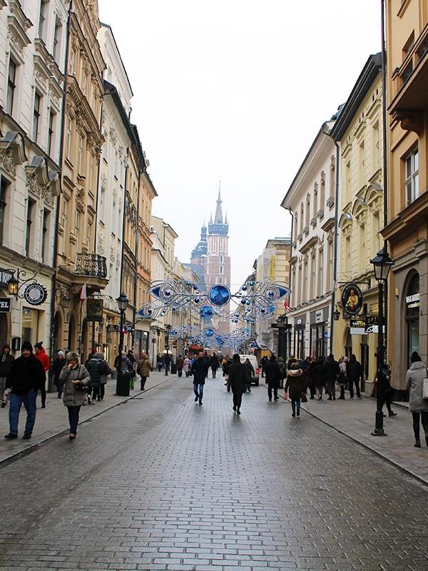 Cracovia via Florianska