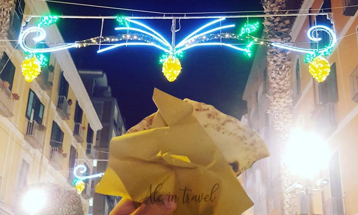 Dove mangiare a Salerno durante Luci d'Artista