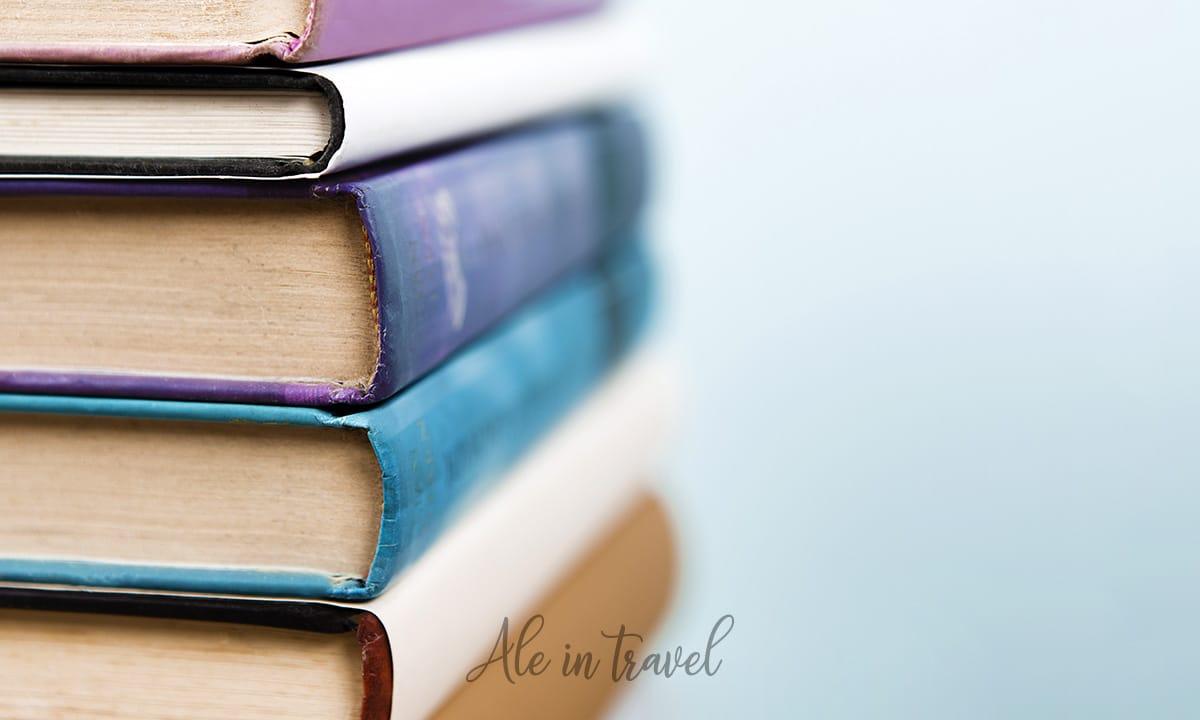 Copertina: 7 (+1) Libri consigliati da leggere durante la quarantena