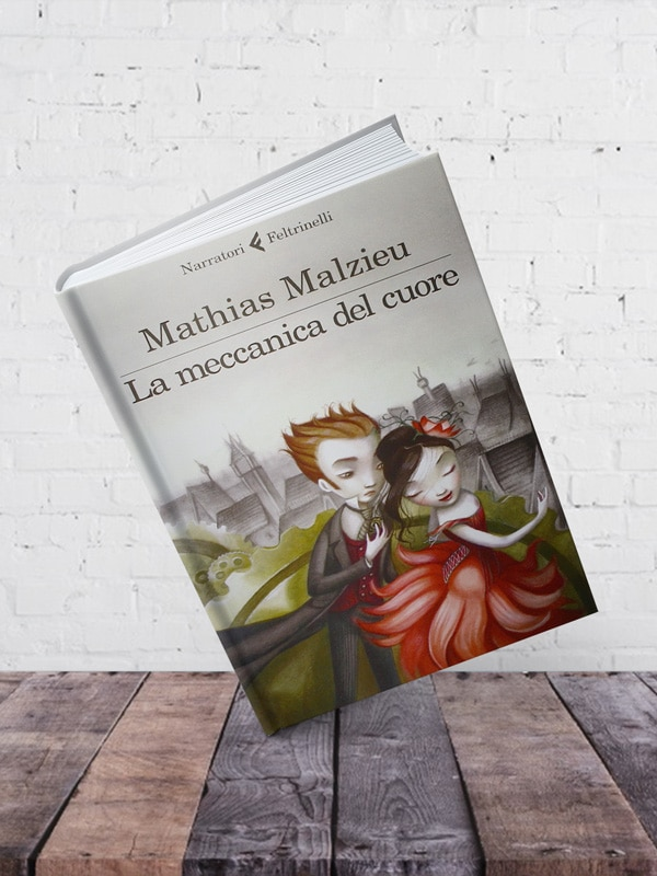 Mockup: La meccanica del cuore di Mathias Malzieu