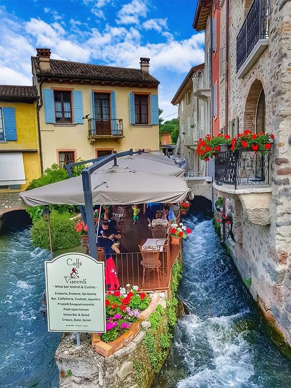 Borghi italiani da vedere in Veneto: Borghetto (Valeggio sul Mincio, Verona)