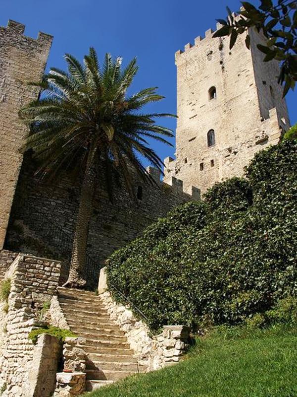 Borghi italiani da vedere in Sicilia: Erice (Trapani)