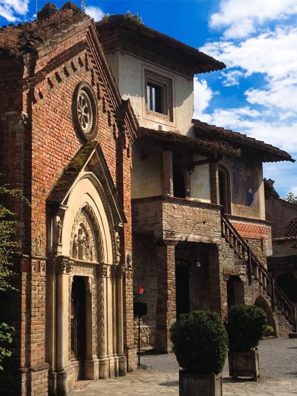 Borghi italiani da vedere in Emilia Romagna: Grazzano Visconti (Piacenza)