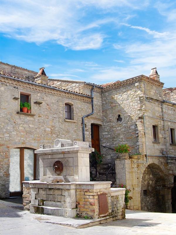 Borghi italiani da vedere in Basilicata: Guardia Perticara (Potenza)