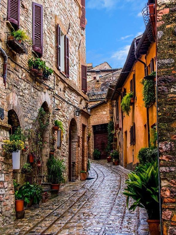 Borghi italiani da vedere in Umbria: Spello (Perugia)