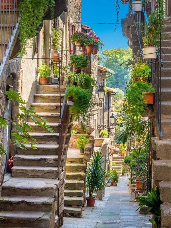 Borghi italiani da vedere nel Lazio: Vitorchiano (Viterbo)