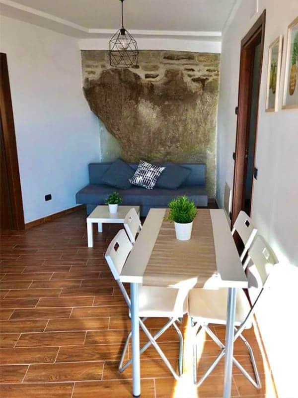 B&B a Pietrapertosa: la Pietra Verde, appartamento con vista sul borgo lucano