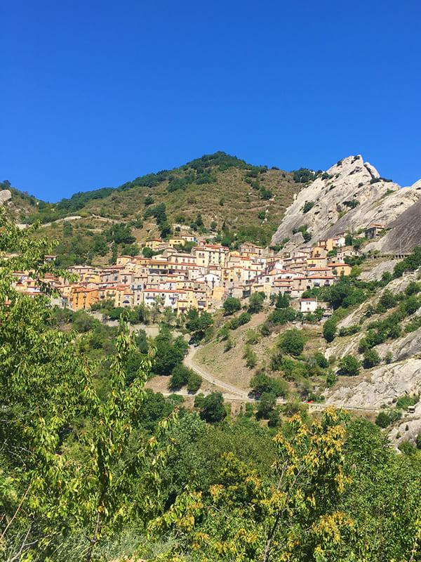 Trekking tra Pietrapertosa e Castelmezzano, il sentiero delle Sette pietre
