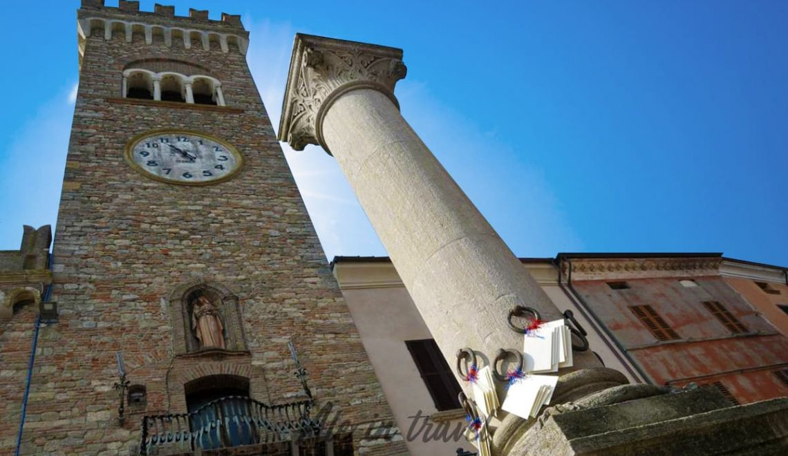 Bertinoro-colonna-delle-anella-piazza-della-liberta